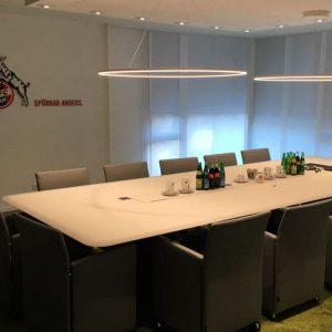 Besprechungs- und Tagungsraum des 1. FC Köln